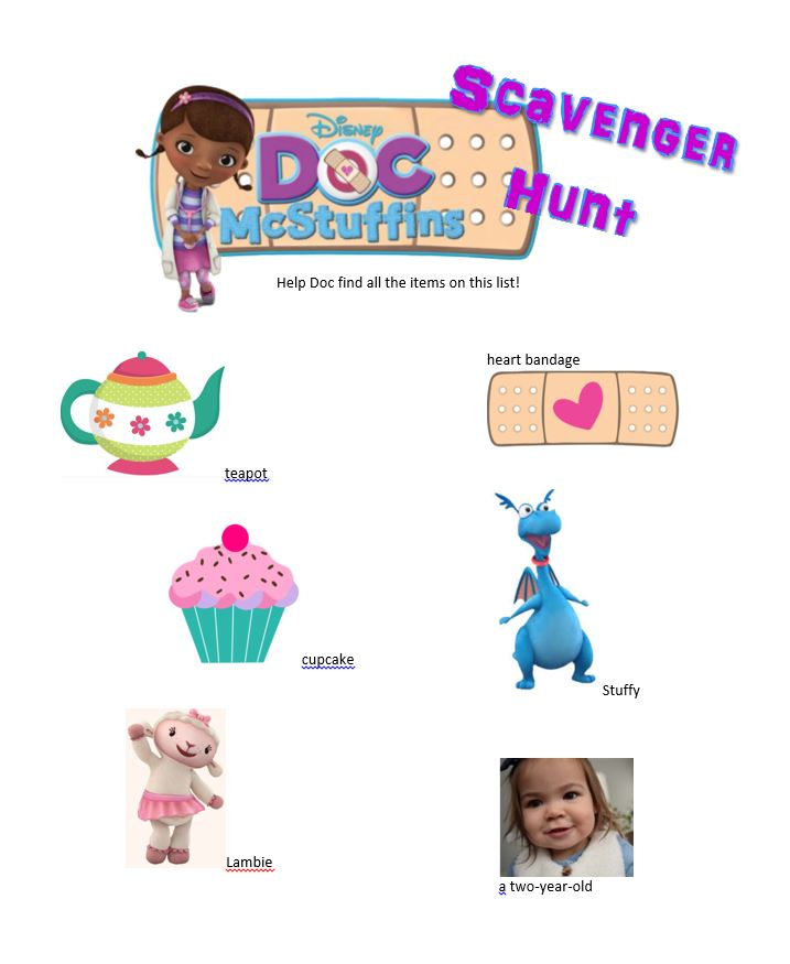 graphic relating to Printable Doc Mcstuffins known as Document McStuffins Small children Birthday Occasion 2019 Entertain Your