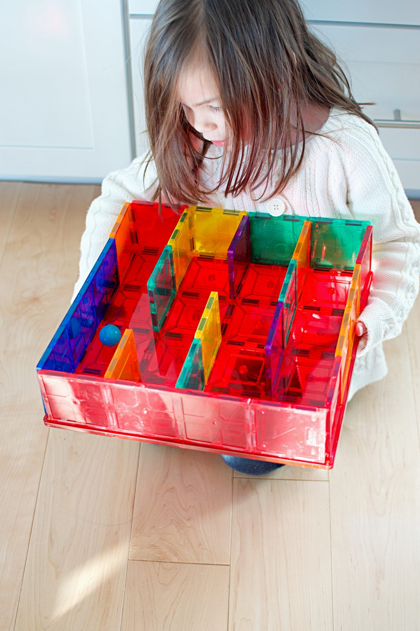 20 Ways To Play With Magnetic Tiles 2021 Entertain Your Toddler